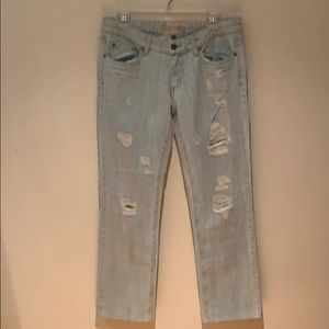 Carmar bootcut jeans